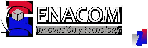 Logotipo Enacom