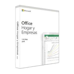Microsoft Office Hogar y Empresas 2019